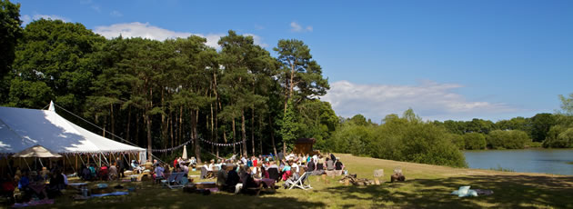 special events with new forest deer safaris